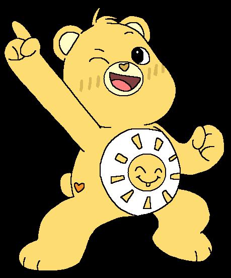 Funshine Bear (Rosemary Hills)