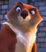 Jamie in The Nut Job - Nutty by Nature