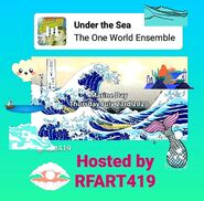 Marine Day Celebration Japan 2020 RFART419