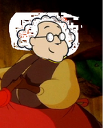 Mrs. Muriel Bagge as Mama Mousekewitz 2