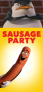 Private Hates Sausage Party (2016)