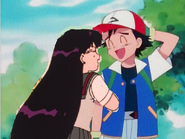 Raye catches on Ash
