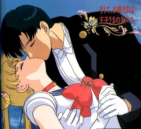 Sailor Moon White and the Seven Heroes