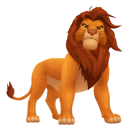 Simba the Lion