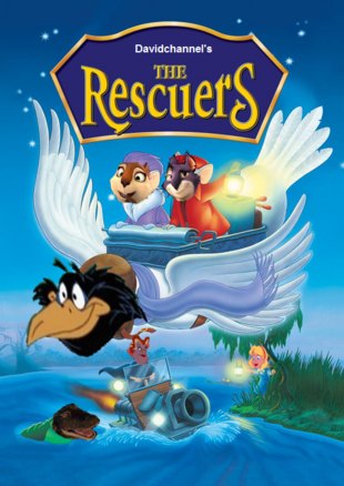 The Rescuers (1977) Poster.png