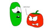 Bob hates larry