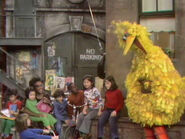 Episode 337- Big Bird gets mad because Lillian won't play with him
