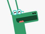 HappyBob AlligatorPants