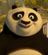 Po in Kung Fu Panda