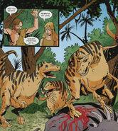 TLTTF Allosaurus 2016 comic