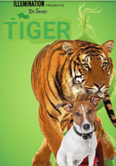 The Tiger (2018) Poster