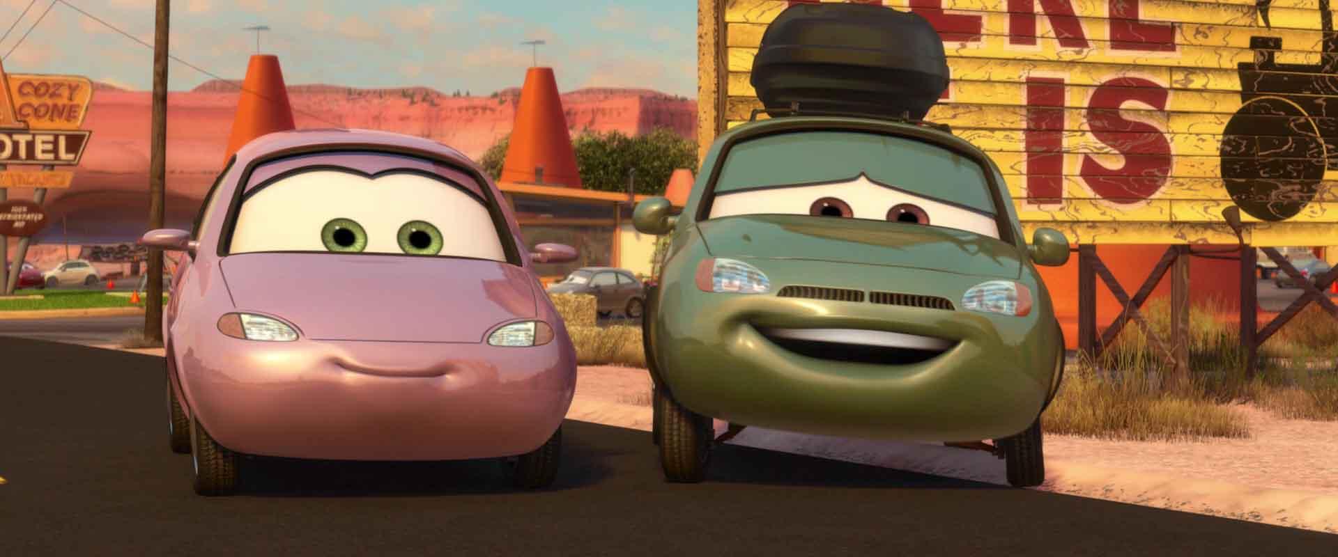 Van and Minny