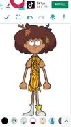 Anne Boonchuy Jungle Girl