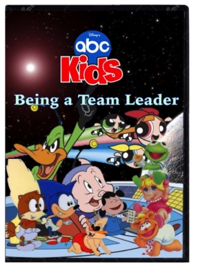 Being a Team Leader DVD Cover.png