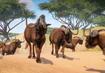 Black-wildebeest-planet-zoo