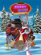Bunny and the Snake 2 The Enchanted Christmas Poster
