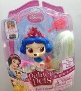 Disney Palace Pets Furry Tail Friends Wave 3 - Snow White's Puppy