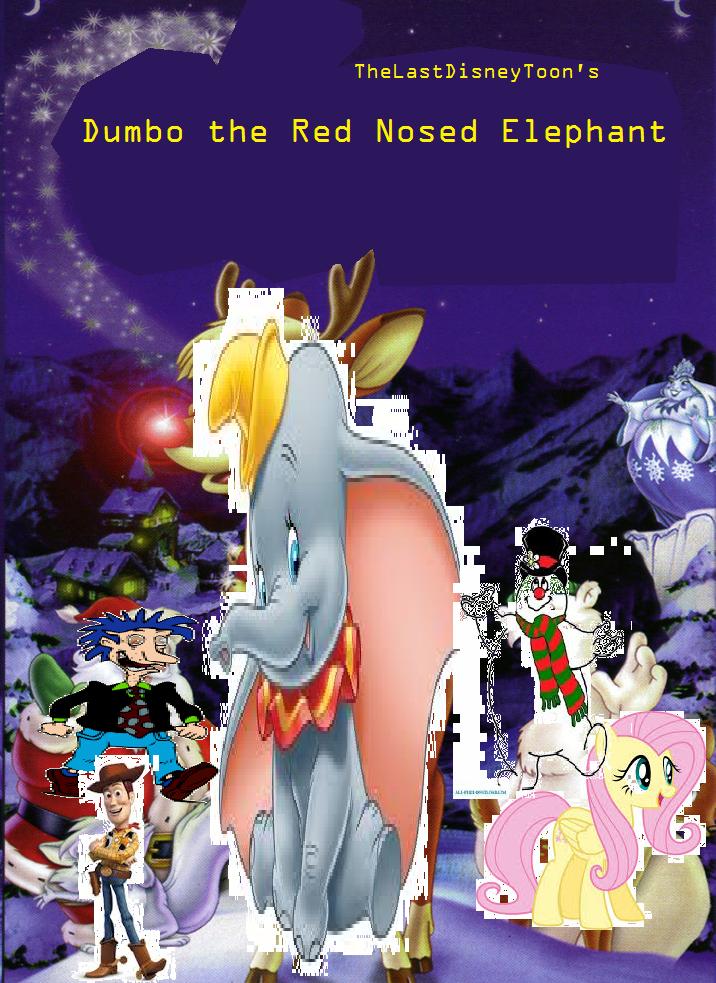 Jetlag and Disney Beginner Video Dumbo the Red Nose Elephant