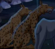 Fantasia 2000 Leopards