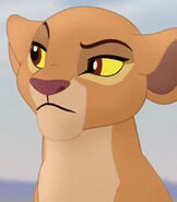 Kiara in The Lion Guard Return of the Roar