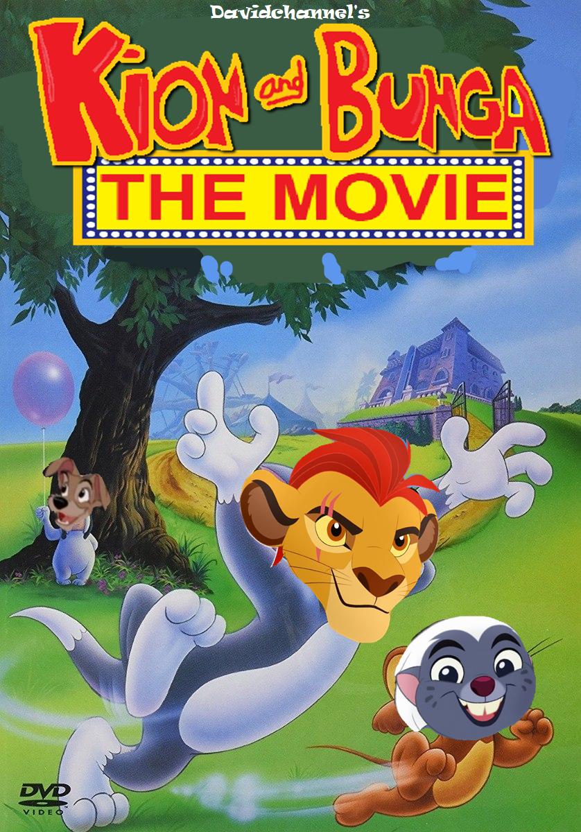 Kion and Bunga: The Movie (1992)