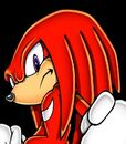 Knuckles the Echidna in Sonic Advance 3
