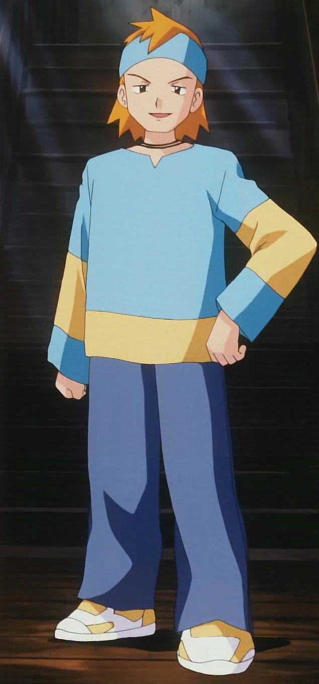 Morty (Pokemon)