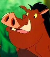 Pumbaa in Timon and Pumbaa