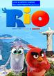 Rio (LUIS ALBERTO VIDEOS GALVAN PONCE Style) Poster