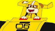 Rubble Ready Race Rescue Take On Me