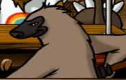 Sloth in hugo lek och lar 4 den magiska trolldrycken