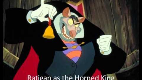 The Black Cauldron (Edizioni VHS Pirata Animal Style)