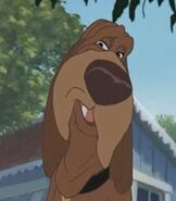 Trusty in Lady and the Tramp 2 Scamp's Adventure