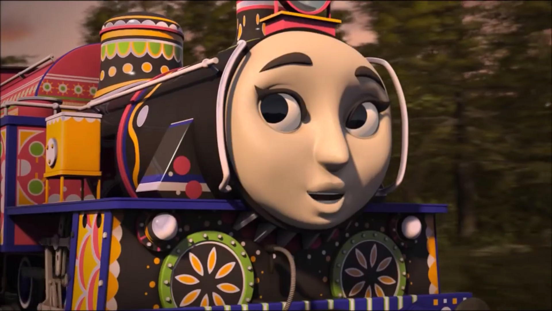Ashima the Indian Engine