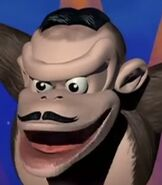 Bluster Kong in Donkey Kong Country (TV Show)