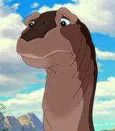Bron in The Land Before Time 10 The Great Longneck Migration