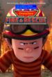 Characters- Fire and Rescue (Planes- Fire and Rescue) Poster
