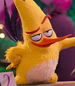 Chuck in The Angry Birds Movie 2-0