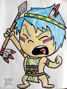 Indian Prarie Joy
