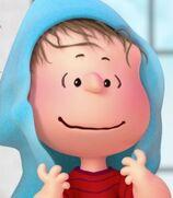 Linus Van Pelt in the Target Commercial