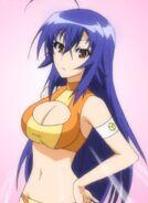 Medaka Kurokami's Belly Button 20