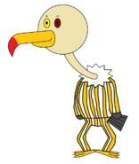 Mr Delbert Vult-R (pyjamas)