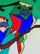 Stanley Brehm's Tiger Parrot