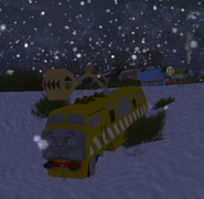 The Christmas Special - Diesel 10's Defeat