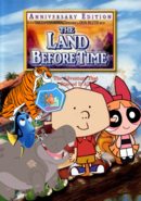 The Land Before Time (GavenLovesAnimals Style)- Poster
