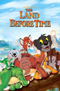The Land Before Time (TheWildAnimal13 Animal Style) I Poster