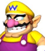 Wario in Mario Party 9