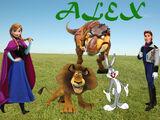 Alex (Shrek)