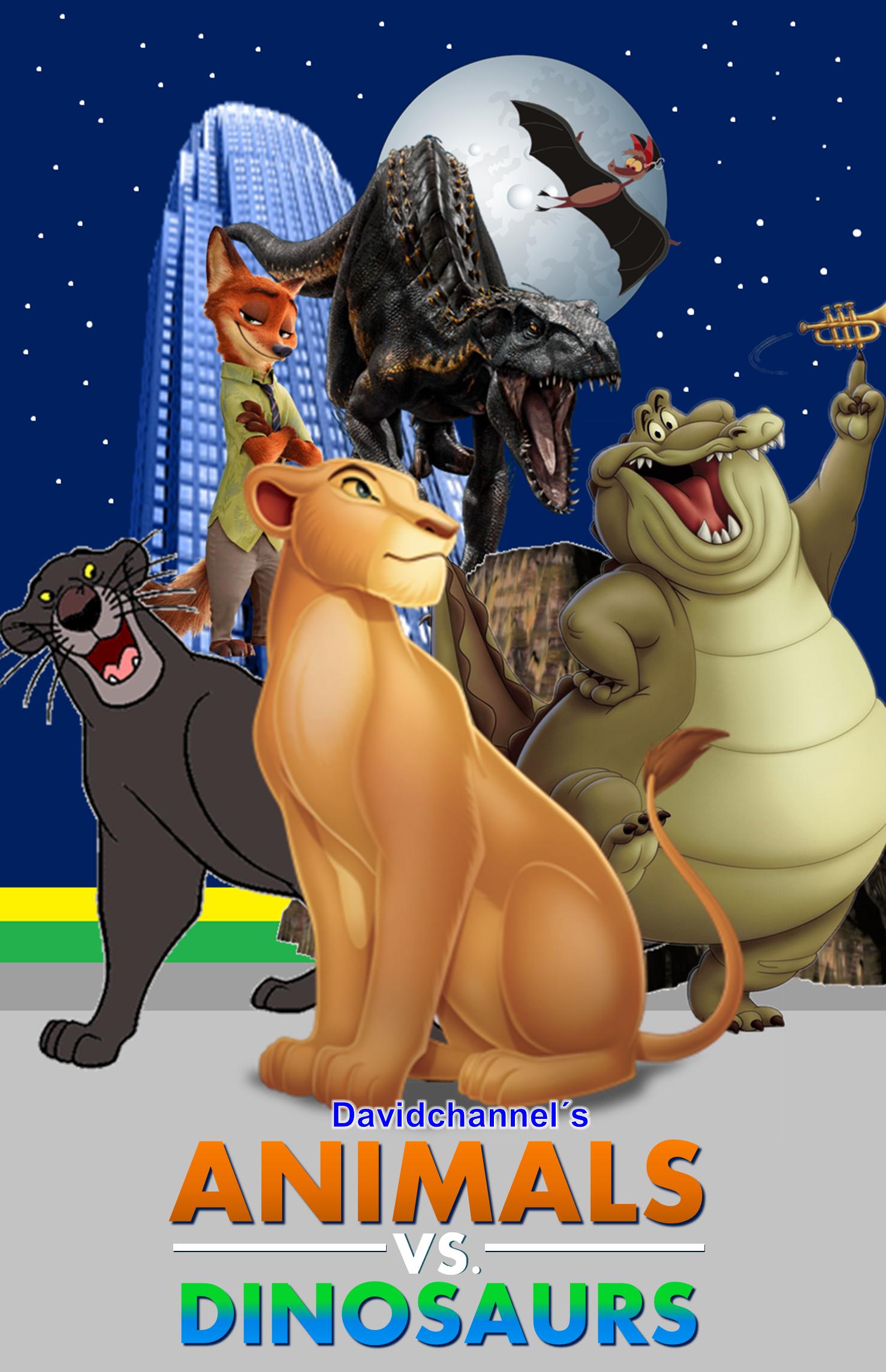 Animals vs. Dinosaurs (TV Series)