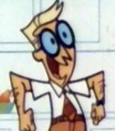 Dexter's Dad in Dexter's Laboratory